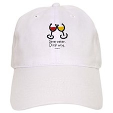 Cute Food and drink humor Baseball Cap