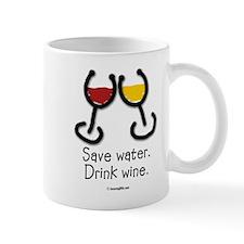 save_water Mugs
