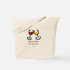 Funny Food and drink humor Tote Bag