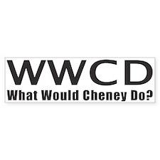 WWCD Bumper Bumper Sticker