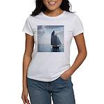 Sailing On a Boat Women's T-Shirt