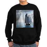 Sailing On a Boat Sweatshirt (dark)