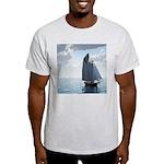 Sailing On a Boat Light T-Shirt