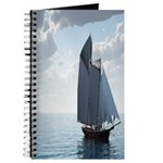 Sailing On a Boat Journal