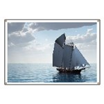 Sailing On a Boat Banner