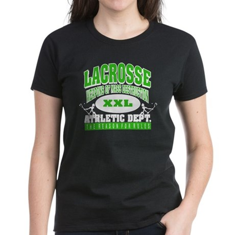 Best Lacrosse Women's Dark T-Shirt