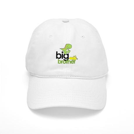 big brother t-shirt dinosaur Cap