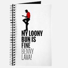 My Loony Bun Is Fine Benny Lava