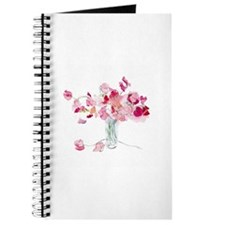 Cute Sweet pea Journal