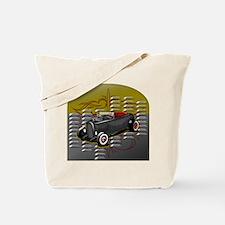 Louvered Deuce Tote Bag