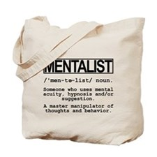 Mentalist Shirts Tote Bag