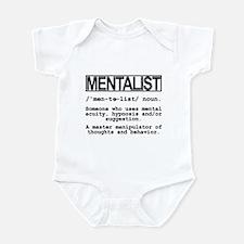 Mentalist Shirts Infant Bodysuit