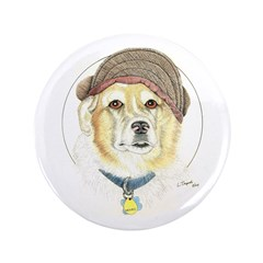 "Henri 3.5"" Button (100 pack)"
