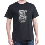 Zombie Girl Black T-Shirt