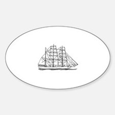 Cutter Logo Oval Decal