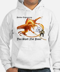 Cute You shall not pass Hoodie