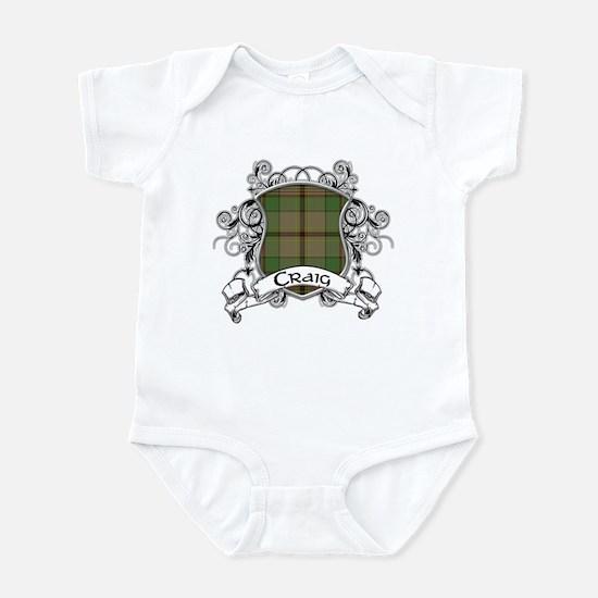 Craig Tartan Shield Infant Bodysuit