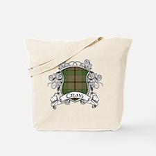 Craig Tartan Shield Tote Bag