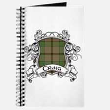 Craig Tartan Shield Journal