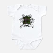 Cooper Tartan Shield Infant Bodysuit