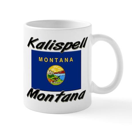 Kalispell Montana Mug