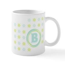 "Monogrammed ""B"" Mug"