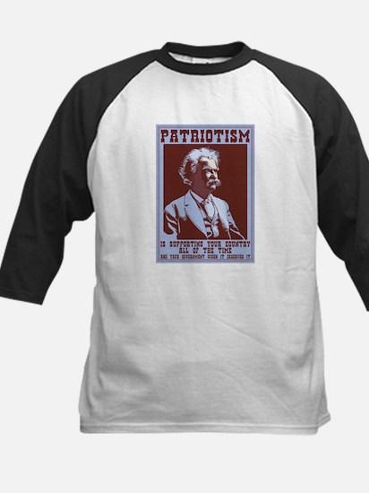 Twain - Patriotism Tee