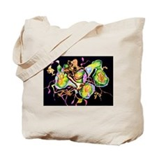Ganglion Dance Tote Bag