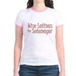 Wise Latinas for Sotomayor t-shirt