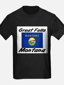 Great Falls Montana T