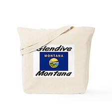 Glendive Montana Tote Bag