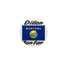 Dillon Montana Mini Button