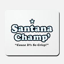 'Champ' so Crisp Mousepad