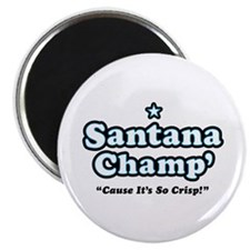 "'Champ' so Crisp 2.25"" Magnet (100 pack)"