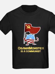 Communist Obama Monster T
