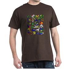 Alphabestiary III T-Shirt