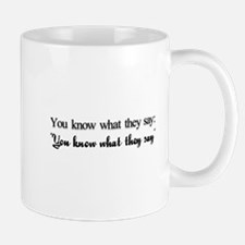 Unique Expressions and sayings Mug