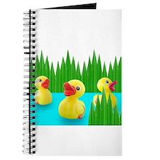Ducks in Sushi Grass Journal