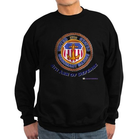4th Arm of Defense Sweatshirt (dark)