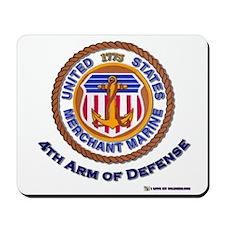 4th Arm of Defense Mousepad