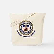 Powering World Transport Tote Bag