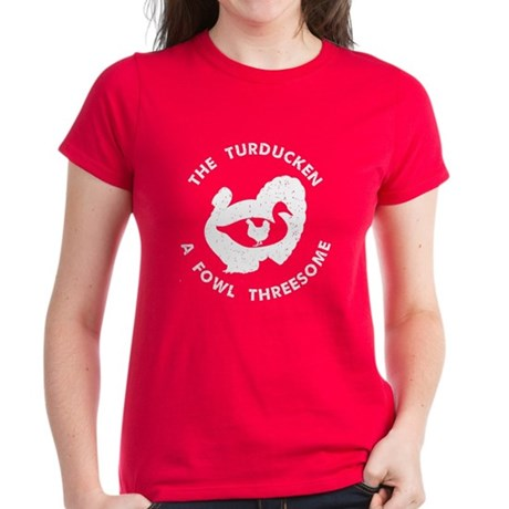 The Turducken Women's Dark T-Shirt