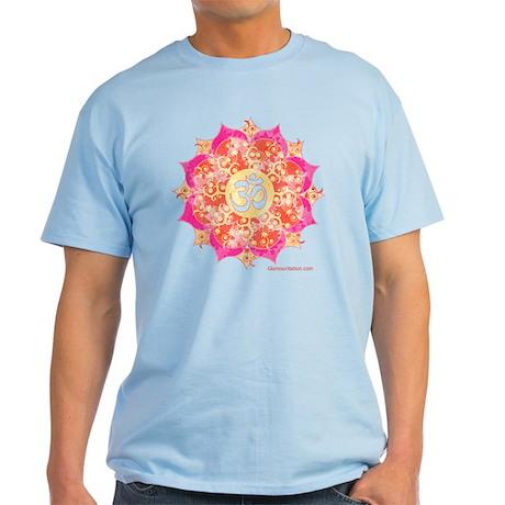 Aum (Om) Yoga Light T-Shirt