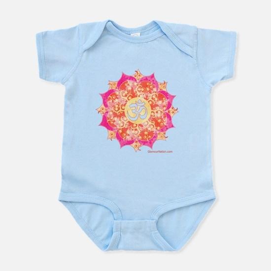 Aum (Om) Yoga Infant Bodysuit