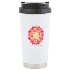 Aum (Om) Yoga Travel Mug