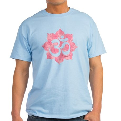 Aum (Om) Yoga Light T-Shirt