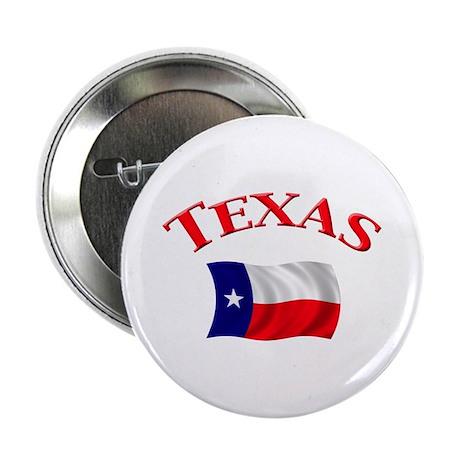 "Texas State Flag 2.25"" Button"