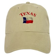 Texas State Flag Baseball Cap