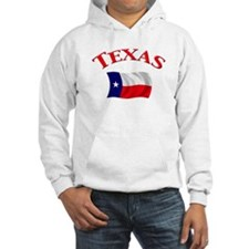 Texas State Flag Hoodie