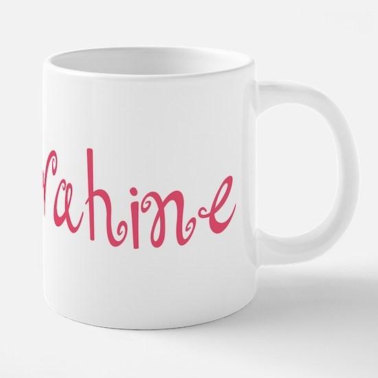 WahineMug.png 20 oz Ceramic Mega Mug
